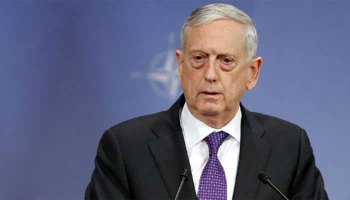 Elements in Taliban open to peace talks, says US Defence Secretary Jim Mattis in Kabul