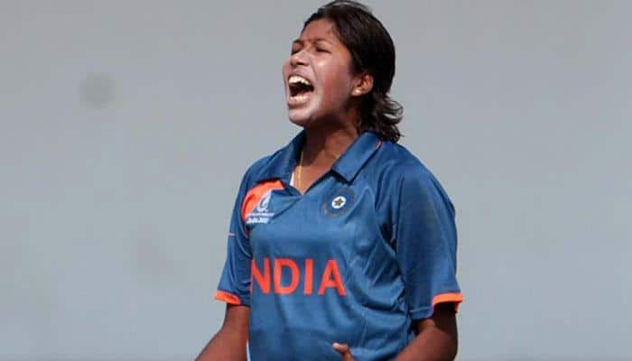 Jhulan Goswami back for T20 tri-series after injury lay-off