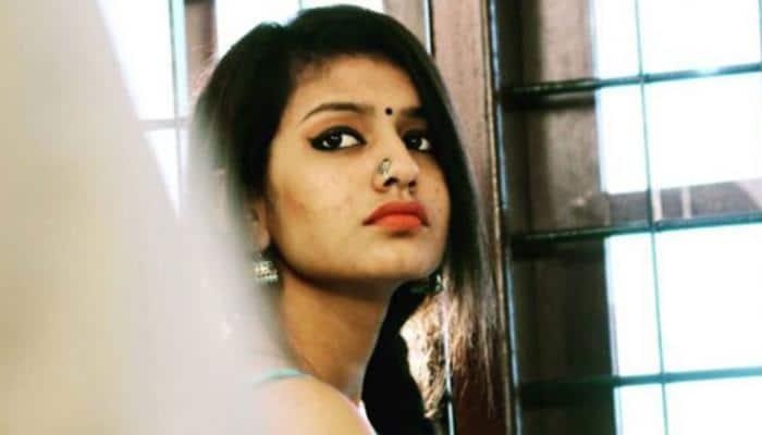 Priya Prakash Varrier looks like a princess in photo shoot pics for a women's clothing brand