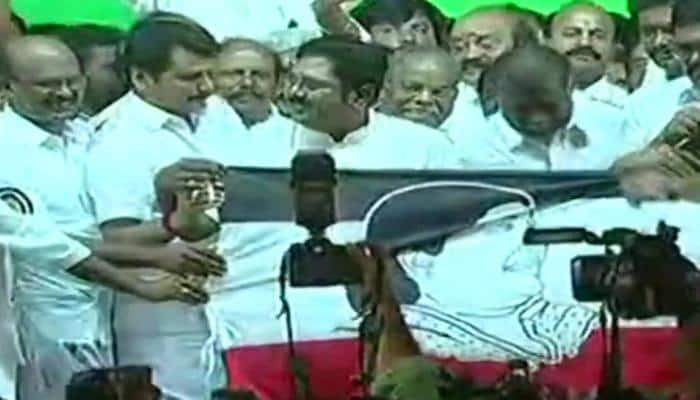 TTV Dhinakaran's new party to be called Amma Makkal Munetra Kazhagam