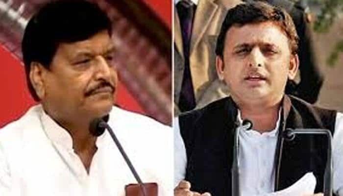 Silent on Akhilesh, Shivpal Yadav congratulates SP workers for Lok Sabha bypoll victory in UP