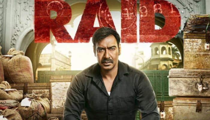 Raid Movie Review : Ajay Devgn-Ileana D'Cruz starrer is a powerful film on combating corruption