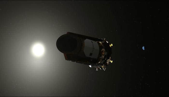 NASA's planet-seeking Kepler space telescope may run out of fuel within several months