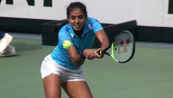 Ankita Raina reaches first final of 2018 season in Gwalior