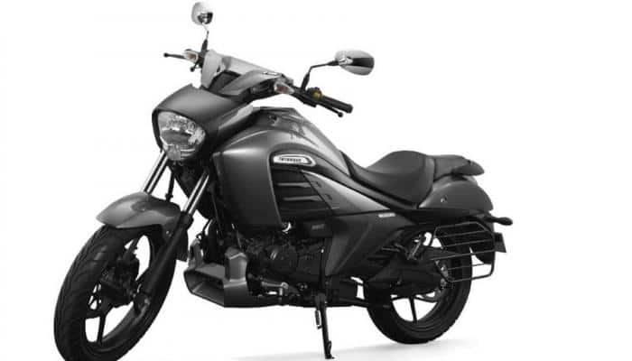 Suzuki Motorcycle launches Intruder Fi variant in India