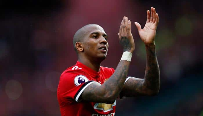 Manchester United extend Ashley Young's deal by a year