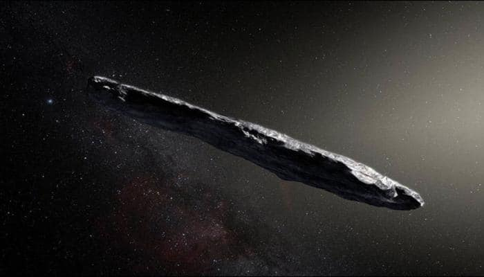 Solar system's first-known interstellar object likely came from a binary star: Study