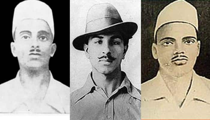 Give martyr status to Bhagat Singh, Rajguru and Sukdev, family demands