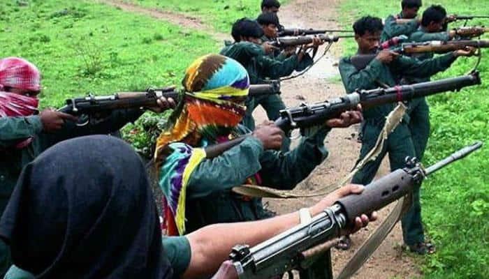 Chhattisgarh: Four policemen injured in IED blast triggered by Naxals