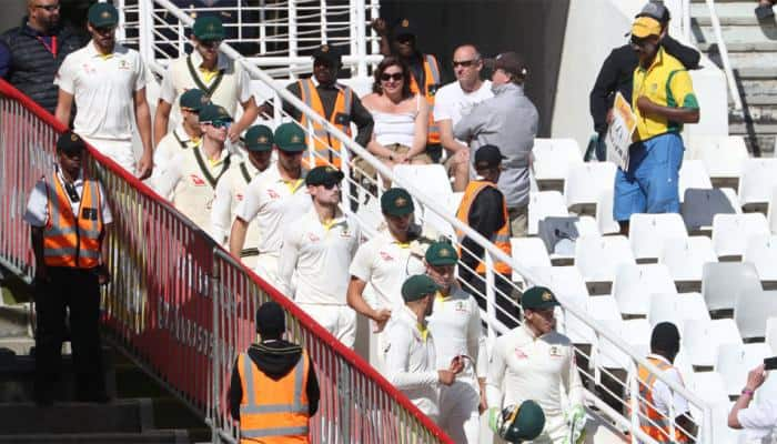 3rd Test: South Africa rout Australia by 322 runs amid ball-tampering row