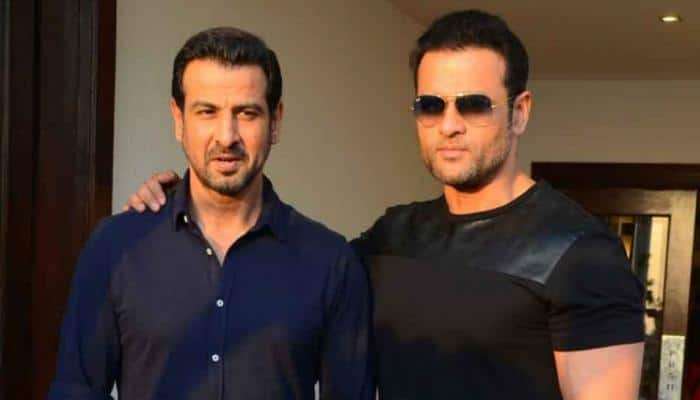 Ronit Roy is more like a father figure, says Rohit Roy