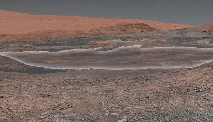 New milestone: NASA's Curiosity rover completes 2,000 days on Mars