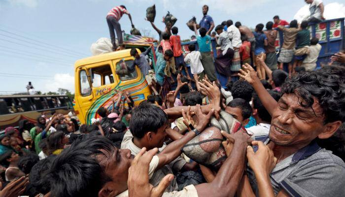 Groups working secretly to help illegal Rohingya migrants: MHA report