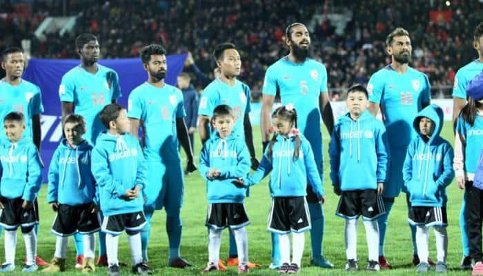 India's unbeaten 13-game unbeaten run ends after 1-2 loss against Kyrgyzstan