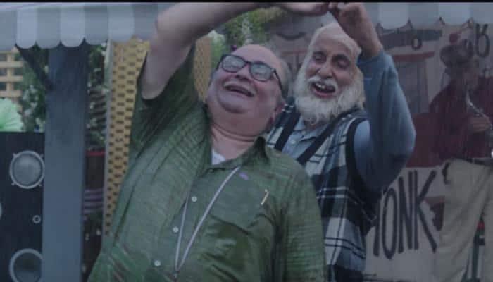 Abhishek Bachchan, Rishi Kapoor gave nod for '102 Not Out' in 10 mins: Umesh Shukla