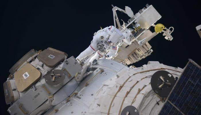 NASA astronauts successfully complete 209th spacewalk outside space station