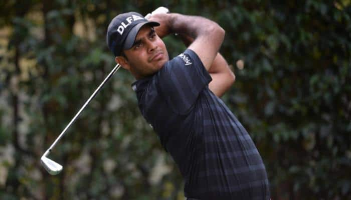 Disappointing start for Shubhankar Sharma at Houston Open