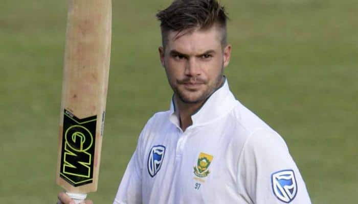 Aiden Markram hits second century of series for South Africa