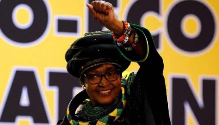 South African anti-apartheid campaigner Winnie Mandela dies at 81