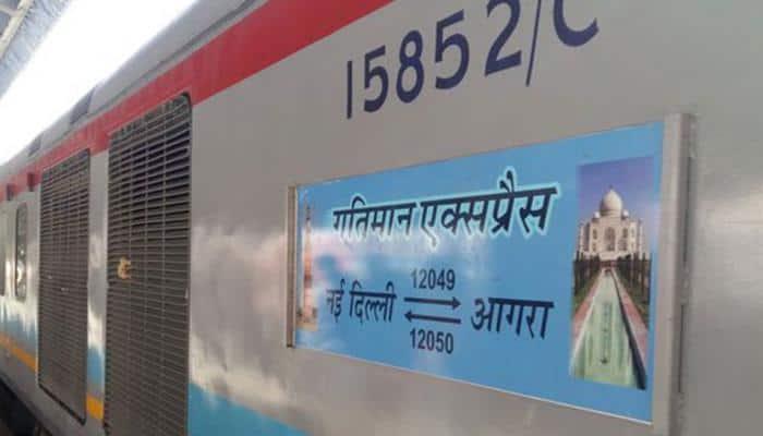 India's fastest train Gatimaan Express extended upto Bundelkhand region
