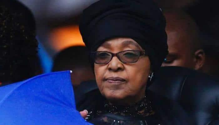 Winnie Mandela, tainted anti-apartheid figurehead, dies at 81