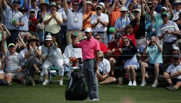 Golf: With Tiger Woods's return, Masters will be more than a one-man show