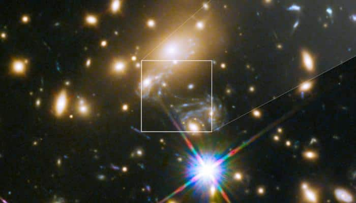 NASA's Hubble Space Telescope uncovers 'Icarus', the farthest star ever seen