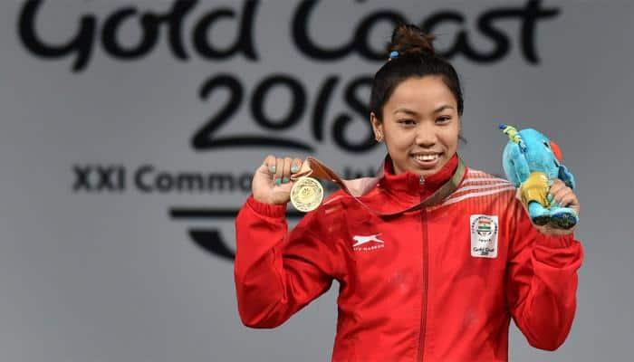Mirabai Chanu: From lifting firewood to CWG 2018 gold