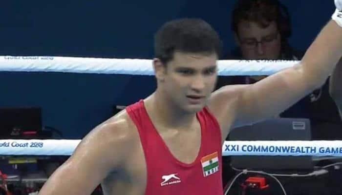 Commonwealth Games 2018, Gold Coast: Boxer Naman Tanwar stuns Tanzania's Haruna Mhando to reach 91kg quarterfinals
