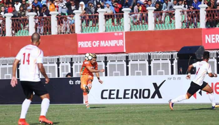 Super Cup: Neroca rally to get past Kerala 3-2, to face Bengaluru in quarters