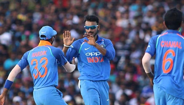 India's Axar Patel to play county cricket with Durham