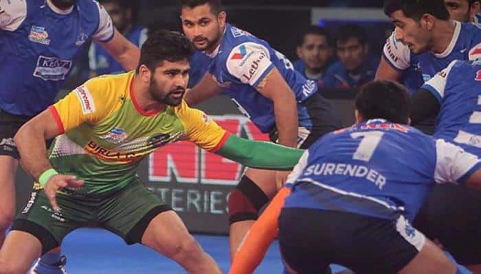 Pro Kabaddi League: Pardeep Narwal retained by Patna Pirates