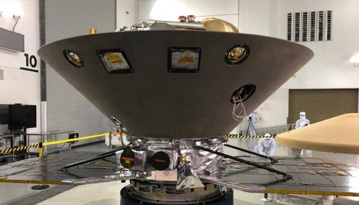 NASA all set to send its first-ever mission to study Mars' deep interior on May 5