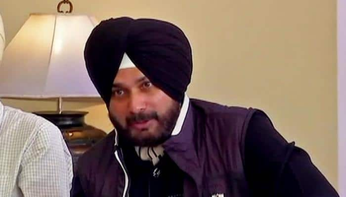 Will submit to the law: Navjot Singh Sidhu after Punjab government supports his conviction in 1988 road rage case