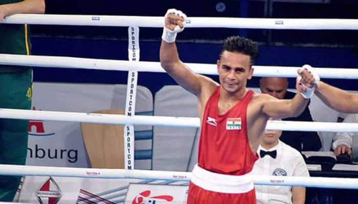 Commonwealth Games 2018, Gold Coast: Boxer Amit Panghal enters finals of men's light flyweight 49kilogram category