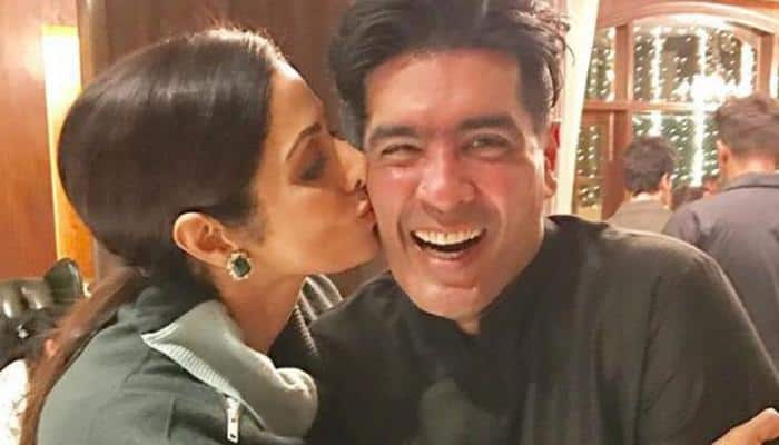 Manish Malhotra pens a heartwarming tribute to his closest friend and muse, Sridevi