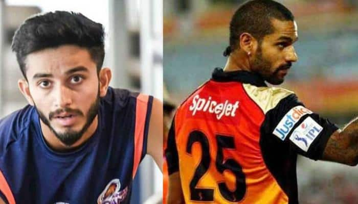 IPL 2018: Mumbai spinner Mayank Markande retains Purple Cap, Shikhar Dhawan gets Orange Cap