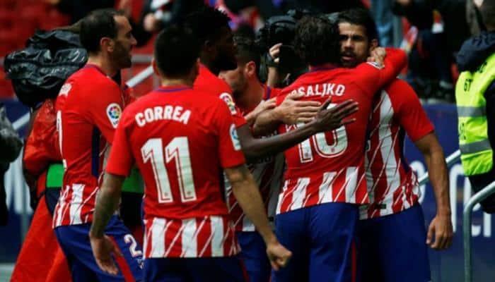 La Liga: Atletico Madrid secure Champions League berth