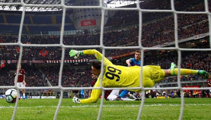 Serie A: Juventus pull clear as Gianluigi Donnarumma dents Napoli ambitions