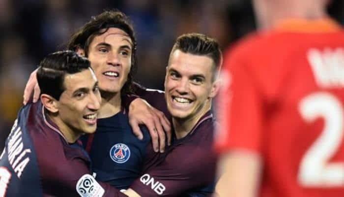 Paris Saint-Germain crush Monaco 7-1 to reclaim Ligue 1 title
