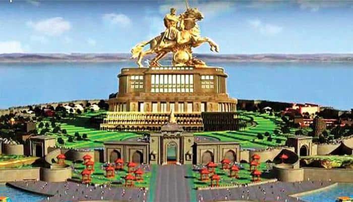Construction of Chhatrapati Shivaji Maharaj's statue in Arabian Sea to begin post monsoons