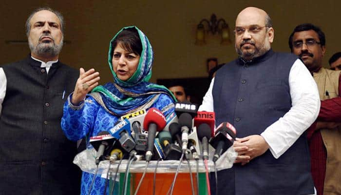 All BJP ministers asked to resign from Jammu & Kashmir cabinet: Reports