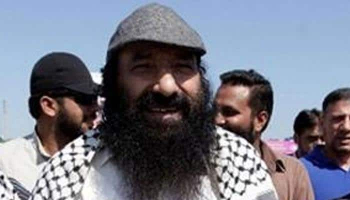 J&K terror funding case: Hizbul chief Syed Salahuddin's son named in NIA chargesheet