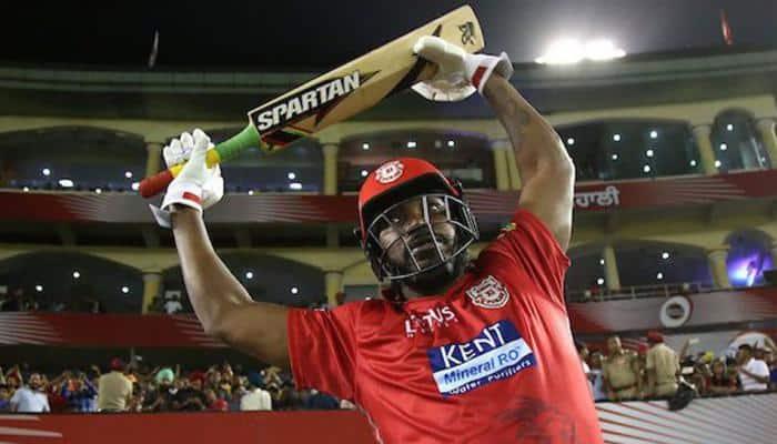 IPL 2018: KXIP ride on KL Rahul, Chris Gayle show to crush KKR