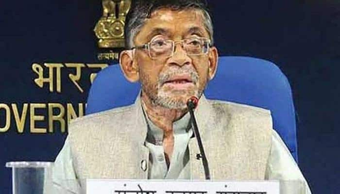 Don't make an issue of 1-2 rape incidents in such a big country, Union Minister Santosh Gangwar