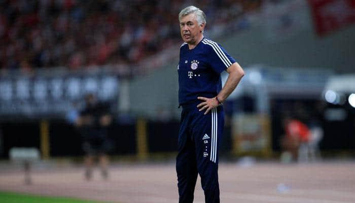 Carlo Ancelotti offered job of Italian team coach, say reports