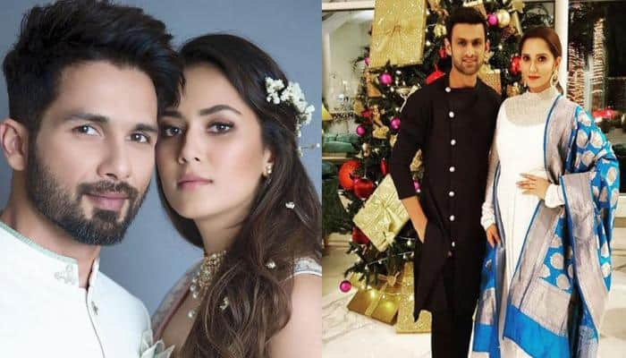 From Shahid-Mira to Shoaib-Sania: Celebs who announced pregnancy in the most creative way