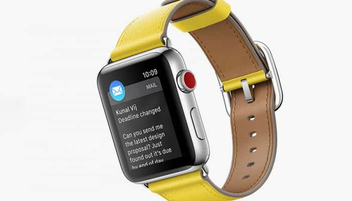 Apple Watch Series 3 coming to Airtel: Pre-booking, availability and more
