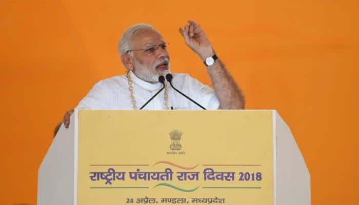 Government determined to act against rape, but make sons more responsible: PM Modi