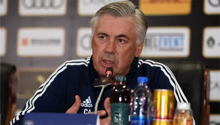 Italy bosses confirm Carlo Ancelotti talks, insist no front-runner